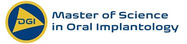 Zertifikat Master of Science in Oral Implantology